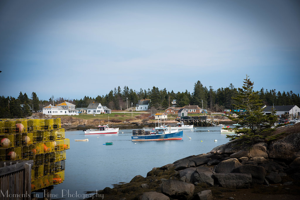 Lobster Boat Bar Harbor